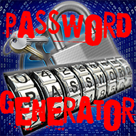 Password Generator Art