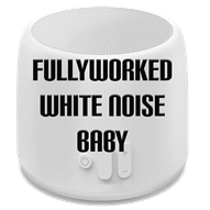 White Noise Baby Art