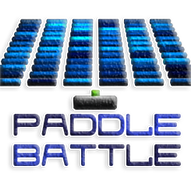 Paddle Battle Extreme Art
