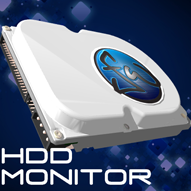 HDD monitor art