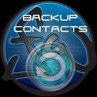 Backup contacts art
